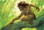Tarzan In the Canopy