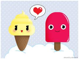Sweet love by adrybsk