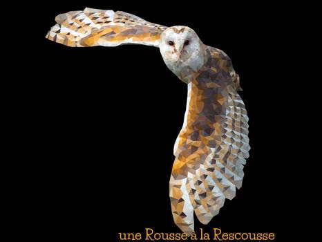 Chouette-effraie-barn-owl-low-poly-une-rousse-a-la