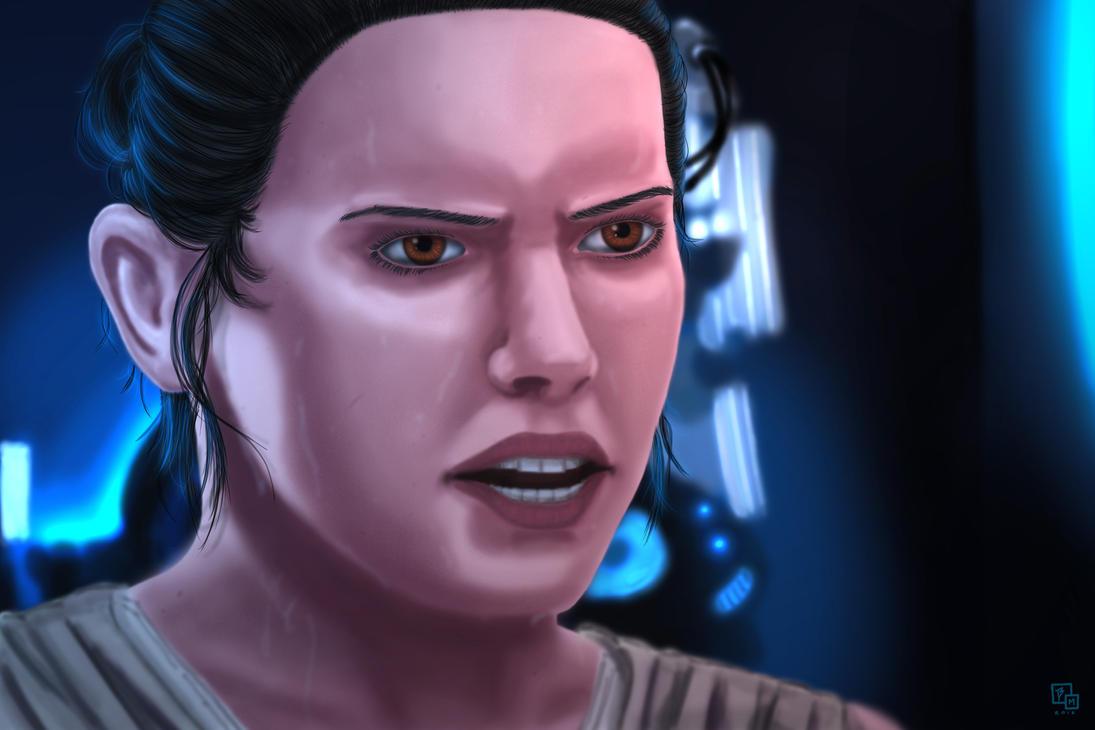 Rey Interrogation by RustyRedux