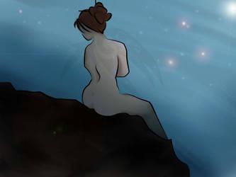 Turn away from the stars by Eragona