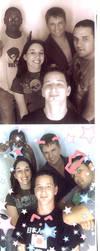 Me and my gang by Eragona