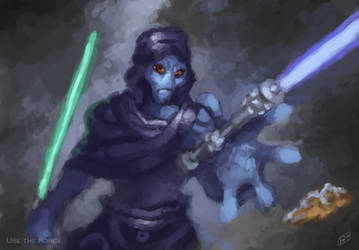 Use the force by DamienDed
