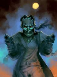 Jason Van Helmummystein, the demon hunter