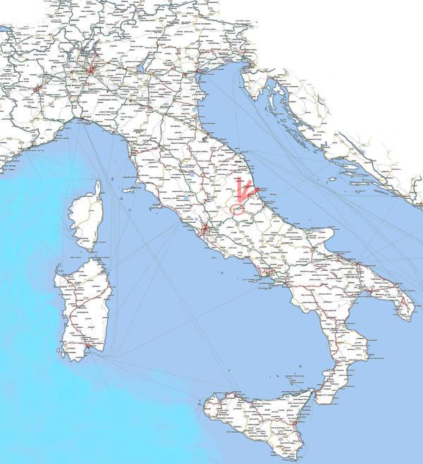Zone Italy  City new picture : quake zone abruzzo italy by vitforlinux on deviantART