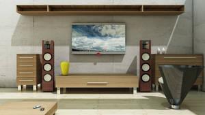 Interior for BMW Speakers