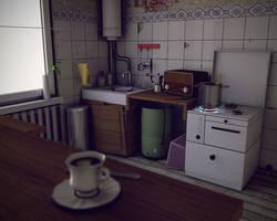 Kitchen by masin