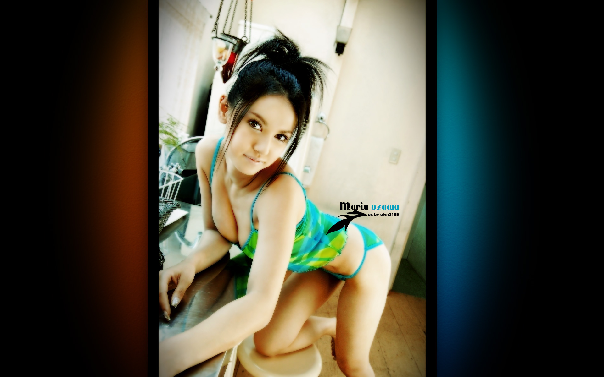 Maria_Ozawa by mengzi