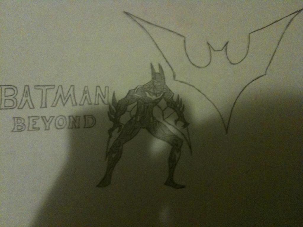 Batman Beyond by thedestoryerofworlds