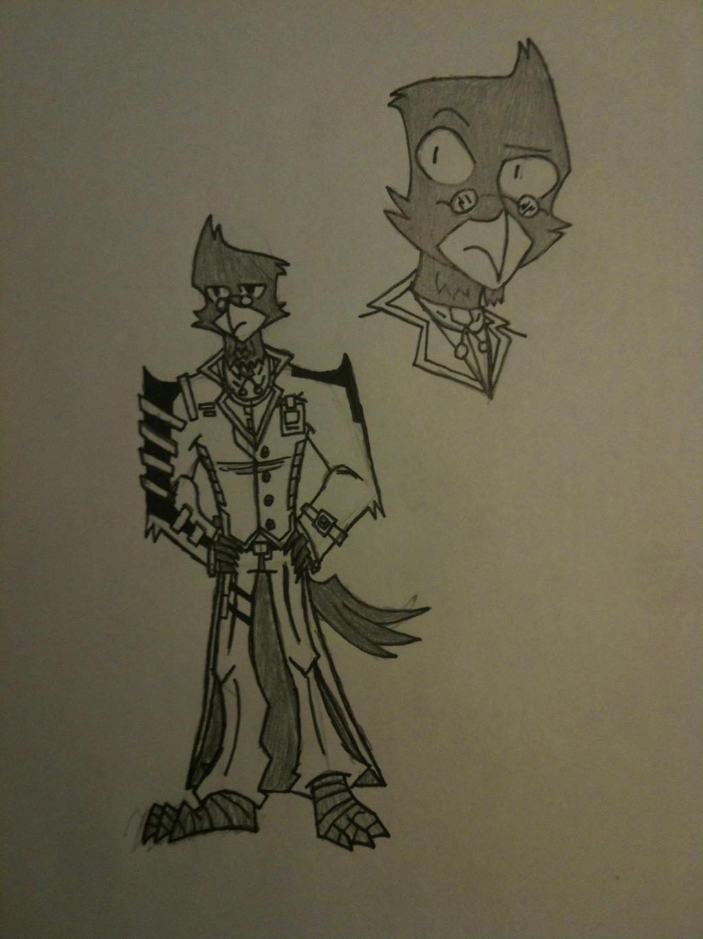 Talon by thedestoryerofworlds