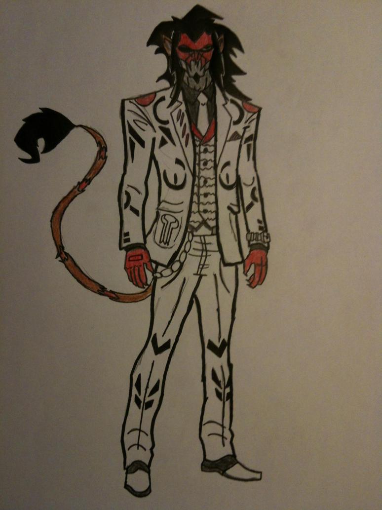 El Nightman by thedestoryerofworlds