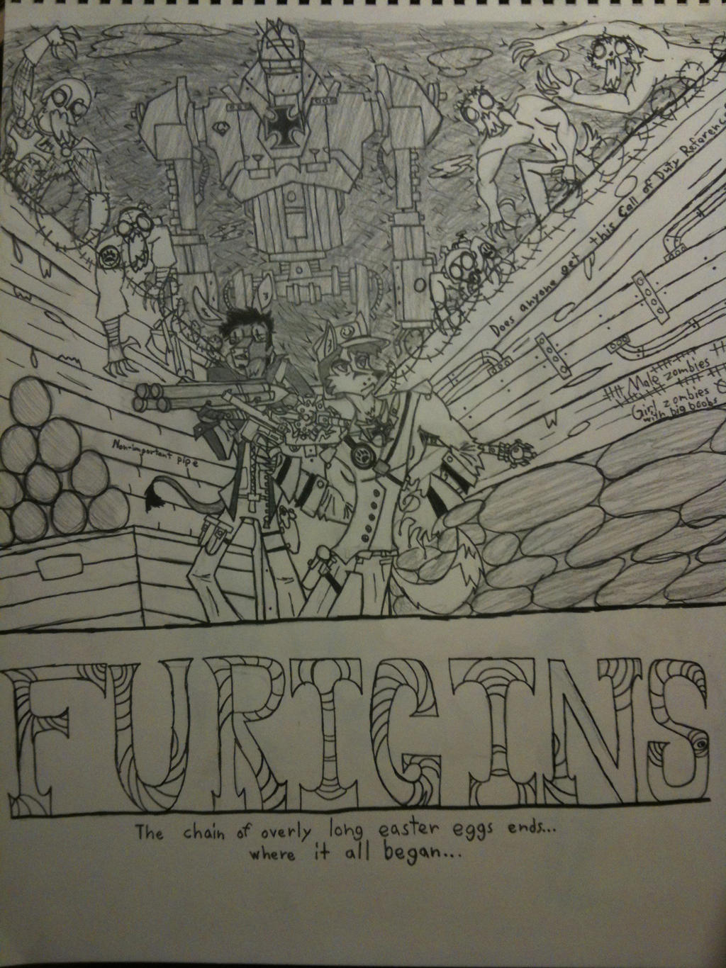 Furigins (Trade) by thedestoryerofworlds