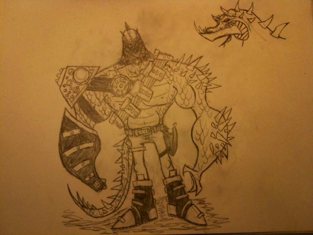 Ratchet and Clank: Kraid by thedestoryerofworlds