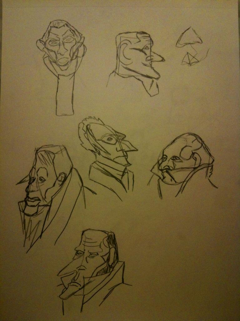 Sketchbook #10 by thedestoryerofworlds