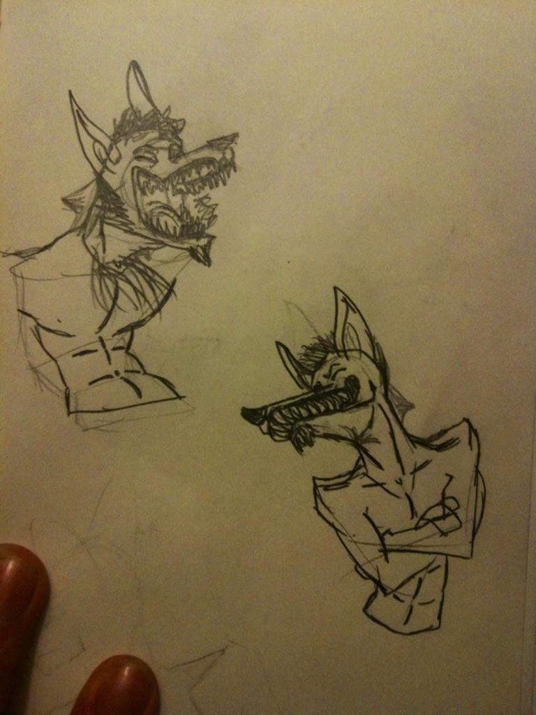 Sketchbook #11 by thedestoryerofworlds