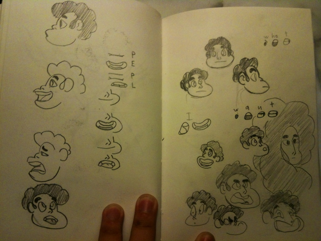 Sketchbook #14 by thedestoryerofworlds