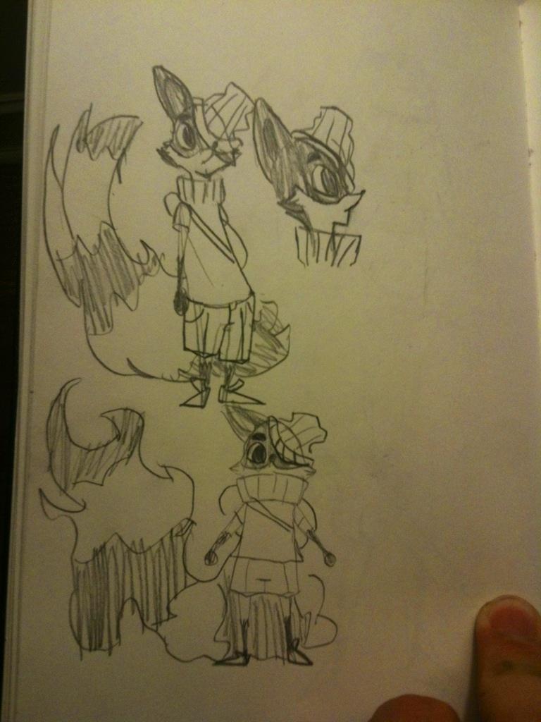 Sketchbook #16 by thedestoryerofworlds