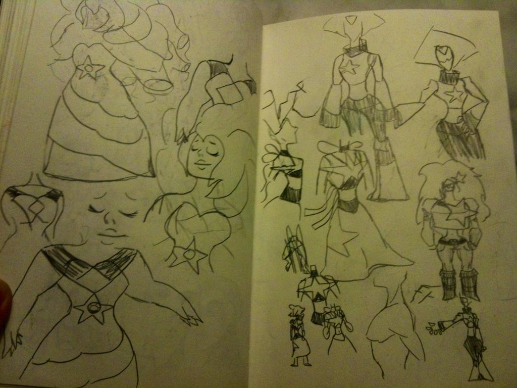Sketchbook #22 by thedestoryerofworlds