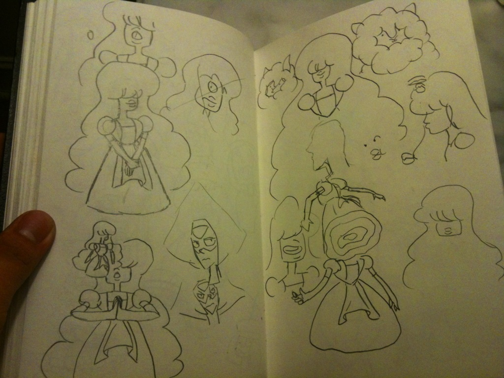 Sketchbook #24 by thedestoryerofworlds