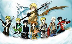Hetalia RPG by Tunadyne