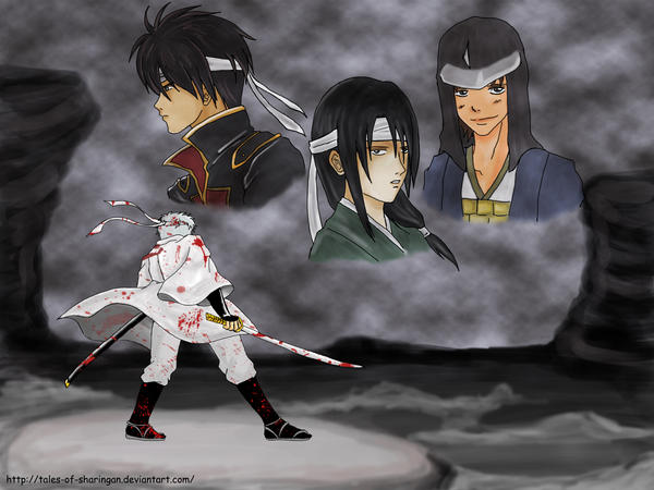 Gintama - Memory of war by Tales-of-sharingan