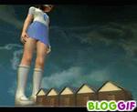 giant school girl crush houses by kilaa0007
