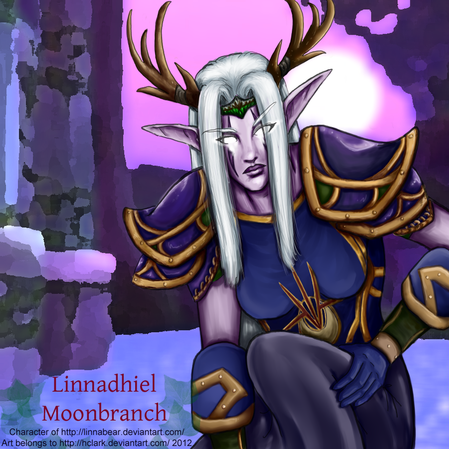Keeper Linnadhiel Moonbranch by hclark