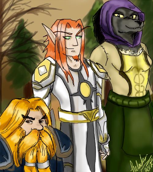 Fiona' s Caravan by hclark