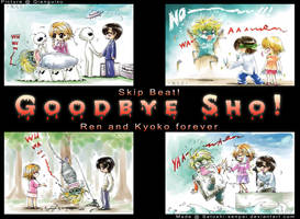 Skip Beat - Goodbye Sho by Silver-Nightfox