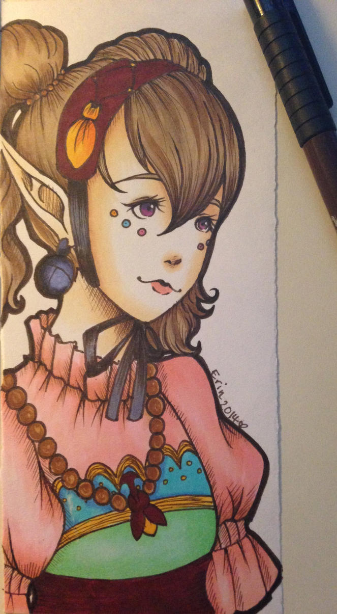 Agitha - Twilight Princess by ErinChan01