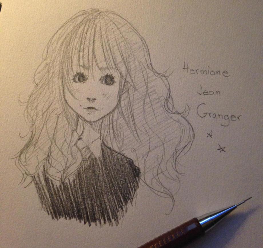 Hermione by ErinChan01