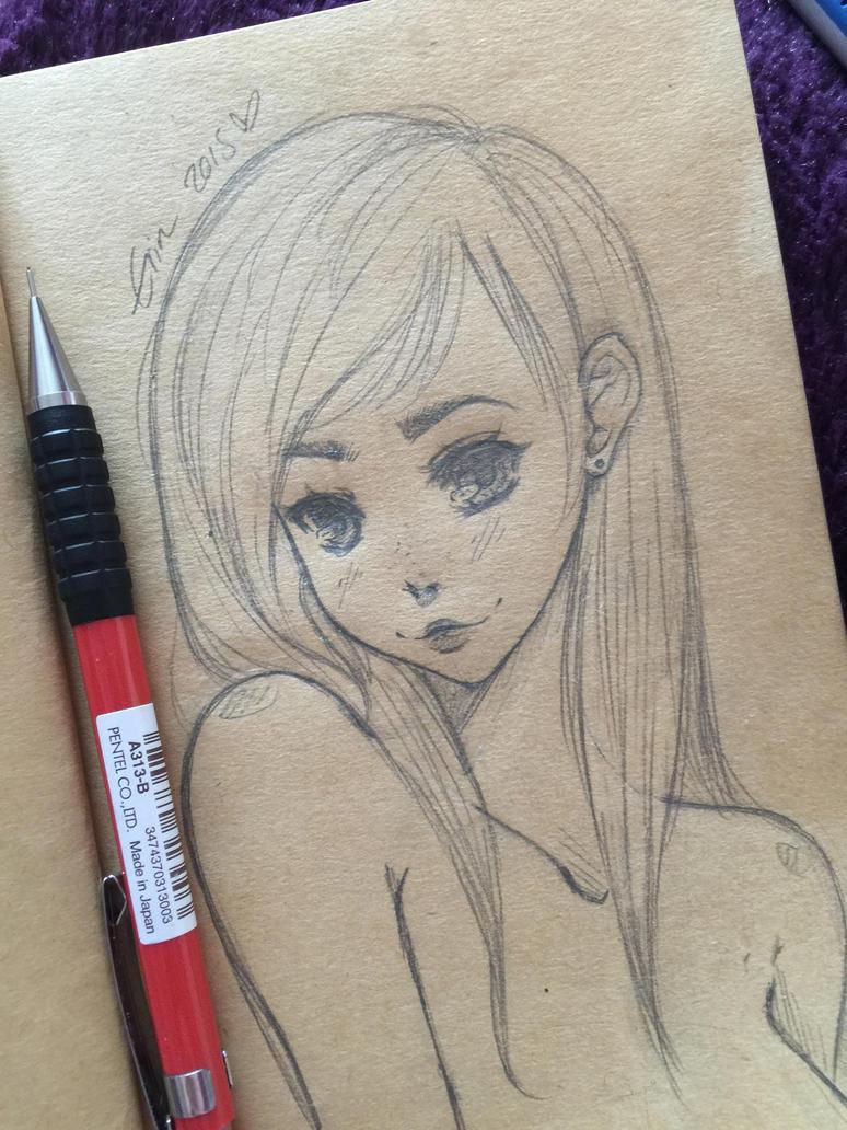 Girl 1 by ErinChan01