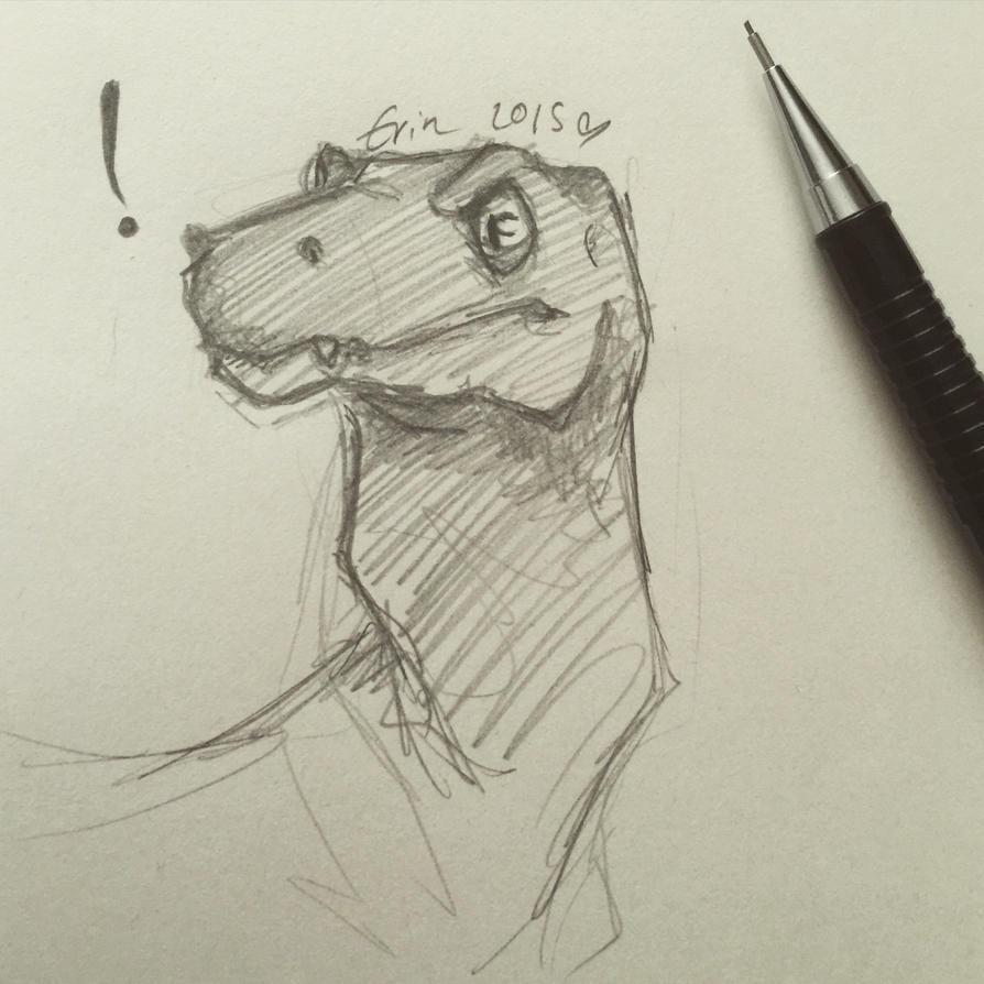 Raptor by ErinChan01