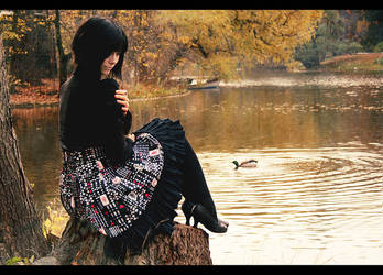 .Autumn Lolita by Itonia