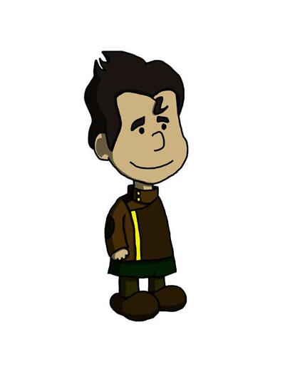 Peanuts: Bolin by Goldfinch23
