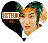 Lee Eeteuk is LOVE by hacchan-i