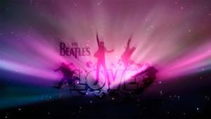 The Beatles OSX Wallpaper