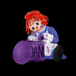 Grape Jam Ann