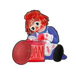 Strawberry Ann Jam