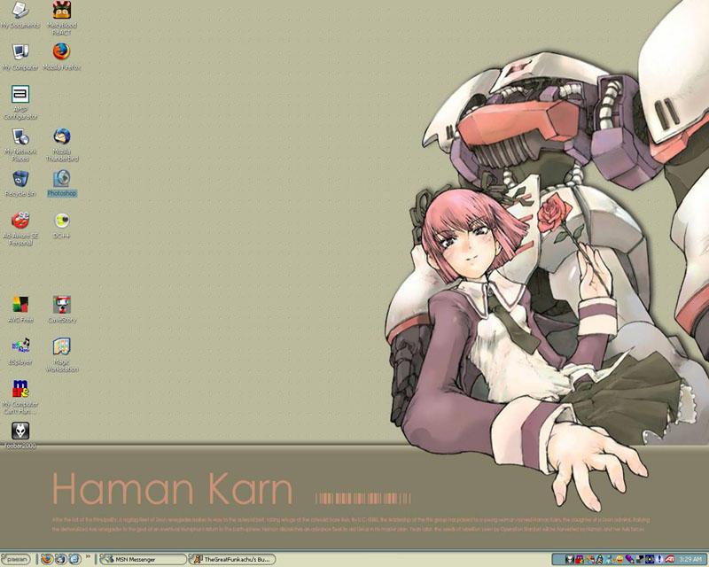 Haman Desktop by valcion