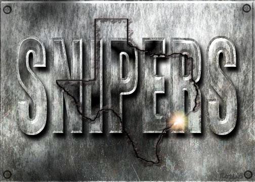 Texas Snipers Logo by IChewStuff on DeviantArt