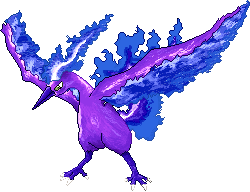 Violett Moltres by RougeSulfura