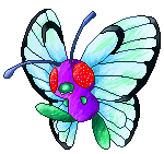 Butterfree by RougeSulfura