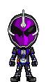 Kamen Rider Hex by NoahTheTorchic