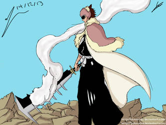 Bleach 561: Abarai Renji- Another Villain