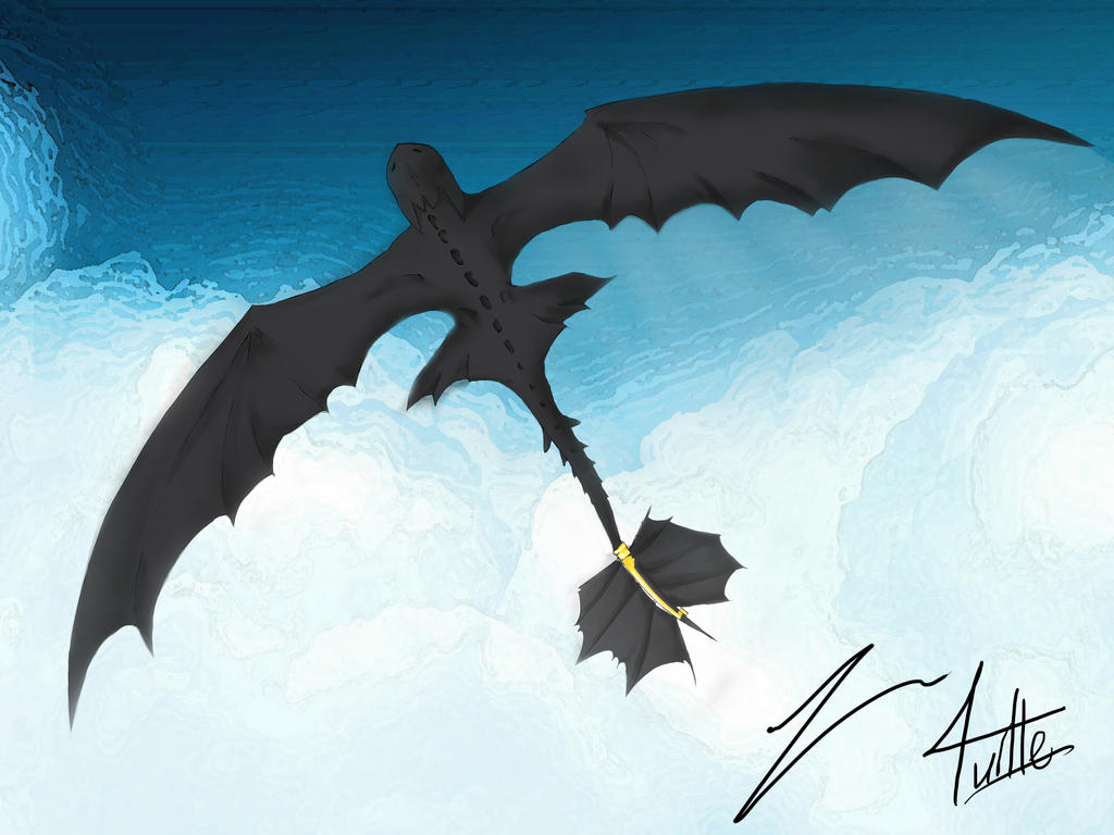 Toothless - HTTYD