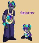Splatter ref