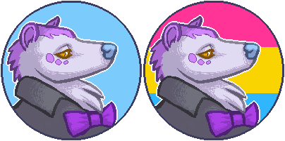 Snow Icons by DragonHeartWolf