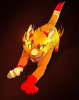 TigerBlaze by OwlSparky