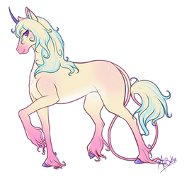 Candy - Feral by MelBaka